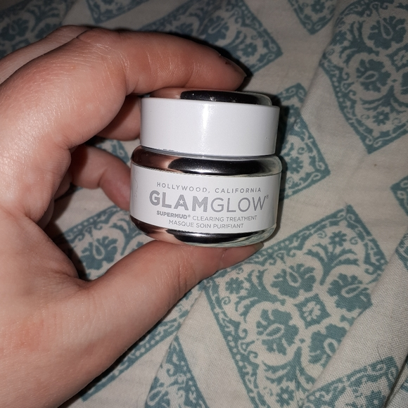 Glamglow super mud cleansing mask new